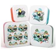 Fizz Creations Tropical Lunch Box Set