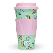 Unicorn Travel Mug 470 ml - Coffee to go mok
