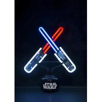 Star Wars Lightsaber / Lichtzwaarden Neon Lamp