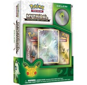 Pokemon Pokemon Kaarten Mythical Pin Box Celebi