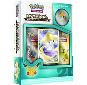 Pokemon Pokemon Kaarten 20th Anniversary Mythical Collection Jirachi Pin Box 3