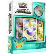 Pokemon Kaarten 20th Anniversary Mythical Collection Jirachi Pin Box 3