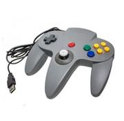 REBL N64 | Nintendo 64 controller met USB aansluiting voor o.a. je Raspberry Pi| 1 stuk | Grijs