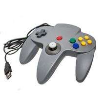 N64 | Nintendo 64 controller met USB aansluiting voor o.a. je Raspberry Pi| 1 stuk | Grijs