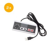 NES | Nintendo Entertainment System controller met USB aansluiting voor o.a. je Raspberry Pi| 2 stuks