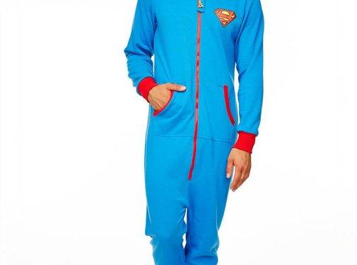 DC Comics Officiële DC Comics: Superman Onesie / Jumpsuit | One size