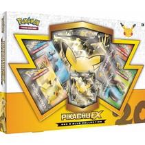 Pokemon kaarten TCG - Pikachu EX - 20th Anniversary Red & Blue Box