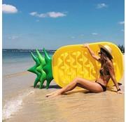 REBL Grote opblaasbare ananas zwemband - Pool Float - 190 CM