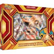 Pokemon kaarten Trading Card Game Charizard EX Box