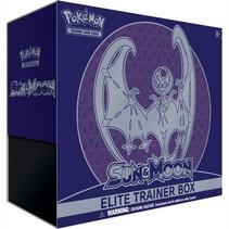 Pokemon Kaarten Elite Trainer Box Sun & Moon - MOON