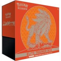 Pokemon Kaarten Elite Trainer Box Sun & Moon - SUN