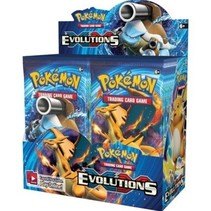 Pokemon kaarten TCG XY12 Evolutions - Boosterbox (36 Booster Packs)