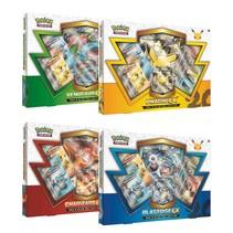 Pokemon Kaarten TCG 20th Anniversary Red & Blue Complete set van 4 boxen