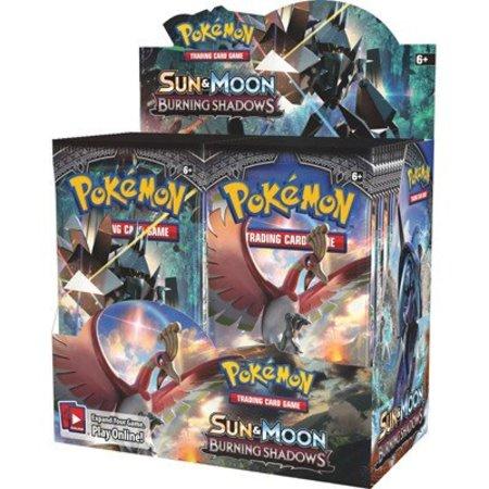 Pokemon Pokemon Kaarten TCG Sun & Moon Burning Shadows Booster Box Display (36 Booster packs)