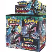 36 Pakjes Pokemon Kaarten Sun & Moon Guardians Rising Boosterbox