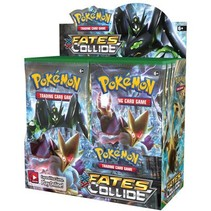 Pokemon Kaarten TCG XY10 Fates Collide Booster Box Display (36 Booster packs)