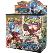 Pokemon Kaarten TCG XY11 Steam Siege Booster Box Display (36 Booster packs)