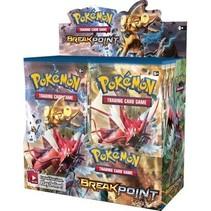 Pokemon Kaarten TCG XY9 BREAKpoint Booster Box Display (36 Booster packs)