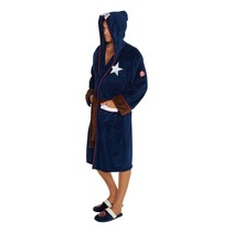 Zachte fleece badjas - Marvel: Captain America -  One size