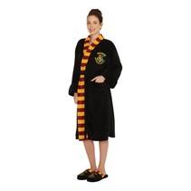 Zachte fleece badjas - Harry Potter: Zweinstein -  One size