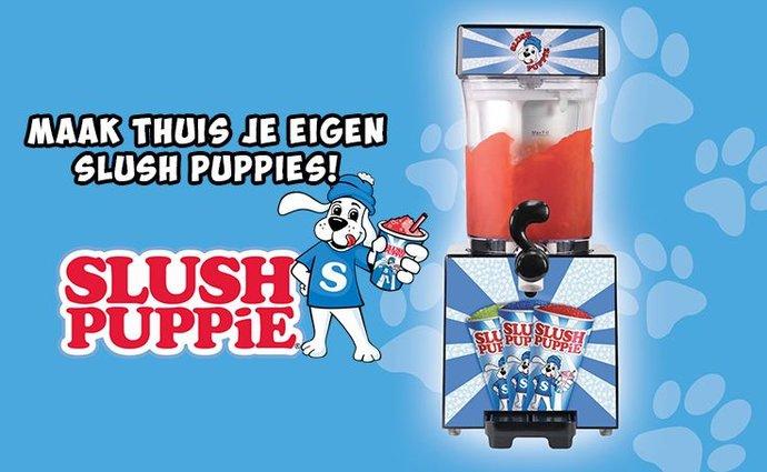 Slush puppie machine voor thuis