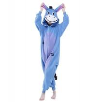 Ezel Onesie voor kinderen - Ezel Kigurumi Pyjama