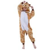 REBL Giraffe Onesie voor kinderen - Giraffe Kigurumi Pyjama
