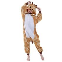 Giraffe Onesie voor kinderen - Giraffe Kigurumi Pyjama