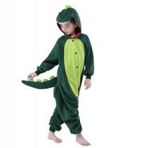 Groene Draak Onesie voor kinderen - Groene Draak Kigurumi Pyjama