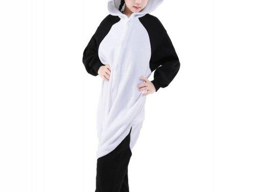 REBL Panda beer Onesie voor kinderen - Panda beer Kigurumi Pyjama