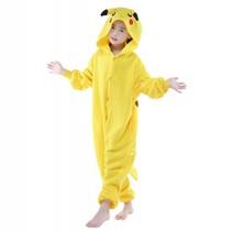 Pikachu Onesie voor kinderen - Pikachu Kigurumi Pyjama