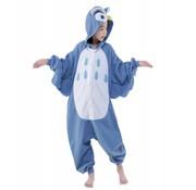 REBL Uiltje Onesie voor kinderen - Uiltje Kigurumi Pyjama