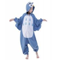 Uiltje Onesie voor kinderen - Uiltje Kigurumi Pyjama