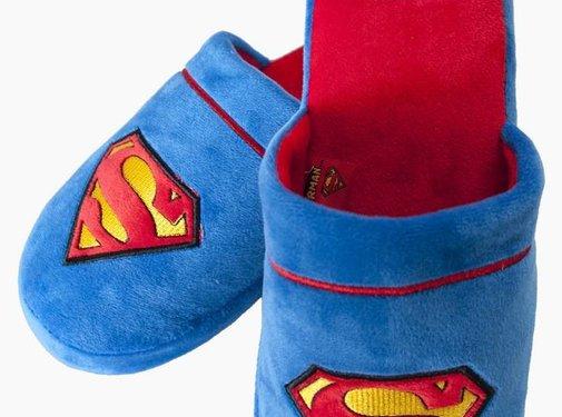 DC Comics Superman DC Comics instap pantoffels