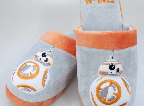 Star Wars BB-8 Droid Star Wars instap pantoffels