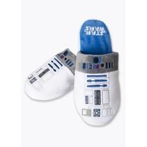 R2D2 Droid Star Wars instap pantoffels met anti slip