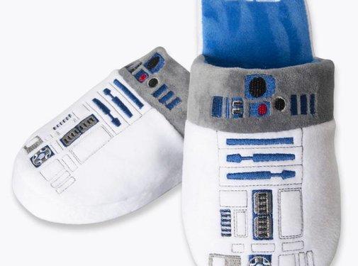 Star Wars R2D2 Droid Star Wars instap pantoffels