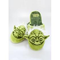 Yoda Star Wars instap pantoffels met anti slip