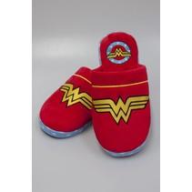 Wonder Woman Retro DC Comics instap pantoffels met anti slip