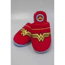 Wonder Woman Retro DC Comics instap pantoffels