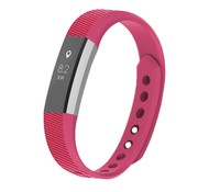 REBL Siliconen polsbandje voor de Fitbit Alta / Alta HR - Roze