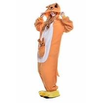 Kangoeroe Onesie voor volwassenen - Kangoeroe Kigurumi Pyjama
