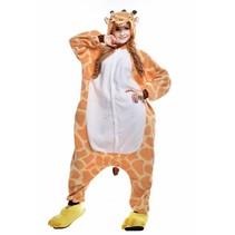 Giraffe Onesie voor volwassenen - Giraffe Kigurumi Pyjama