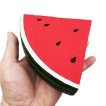Watermeloen kwart Jumbo Squishy