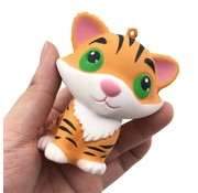 REBL Tijger Squishy - Slow Rising