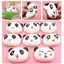 Panda Emoji Squishy - Slow Rising