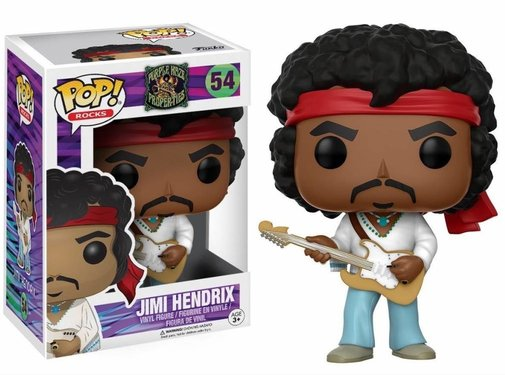 Funko Jimi Hendrix Woodstock #54 - Funko POP!