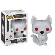 Direwolf Ghost #19 - Funko POP!