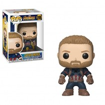 Captain America #288 - Funko POP!