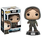 Funko Jyn Erso Hooded #150 - Funko POP!